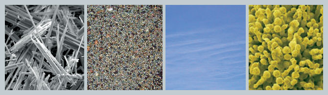 Asbestos, Lead, Air, Mold